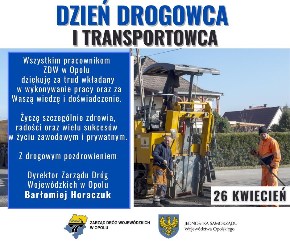 Dzień drogowca i transportowca - Życzenia.png