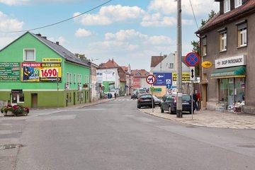 Galeria Przebudowa drugiej części ul. Opolskiej w Krapkowicach (DW415)