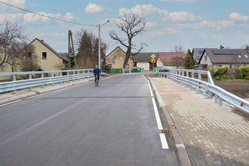 Galeria Niewodniki most - zakończenie prac