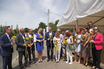 Galeria 454 Biestrzykowice - zakończenie inwestycji